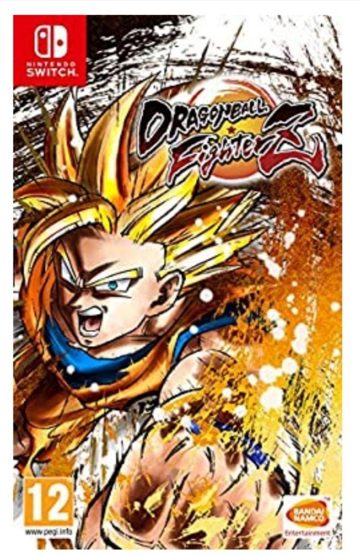 Dragon Ball FighterZ - Switch (Físico)-AMAZON