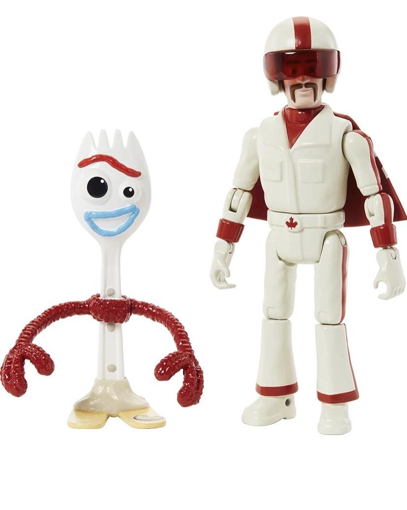 Mattel Toy Story Utensil y Canuck