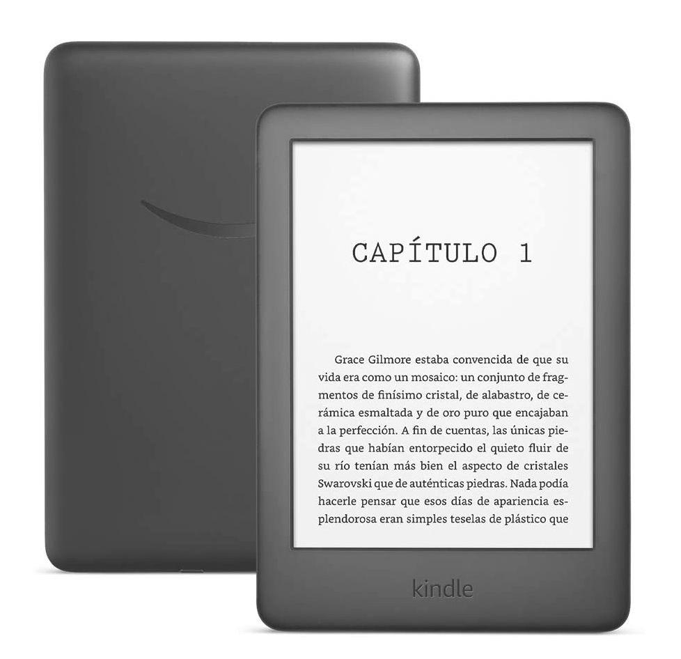 Kindle con luz (incluye 3 meses de Kindle unlimited gratis)