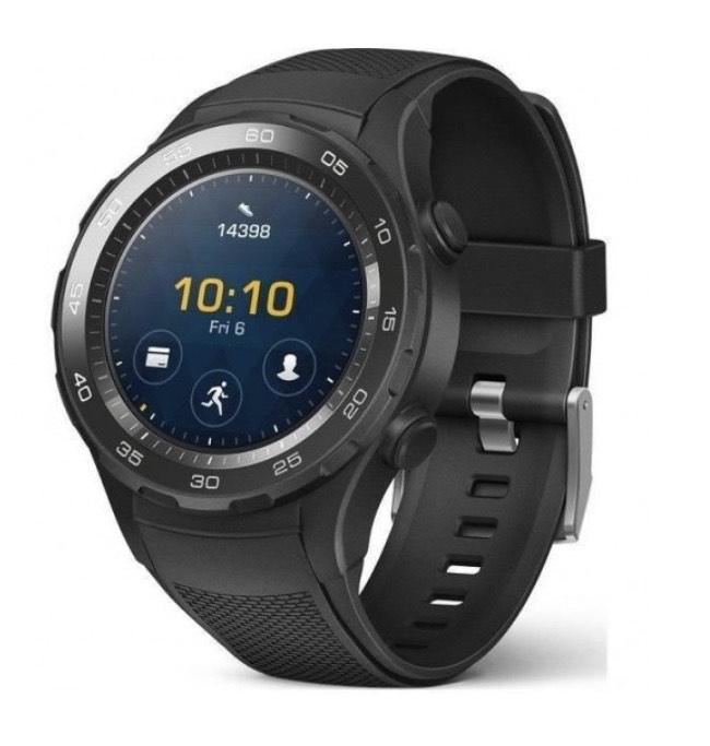 Smartwatch Huawei Watch 2 BT NEGRO GPS 4GB - Embalaje B 4GB