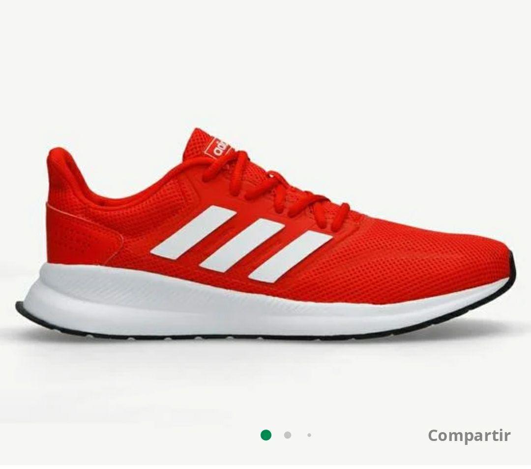 Adidas Runfalcon color rojo