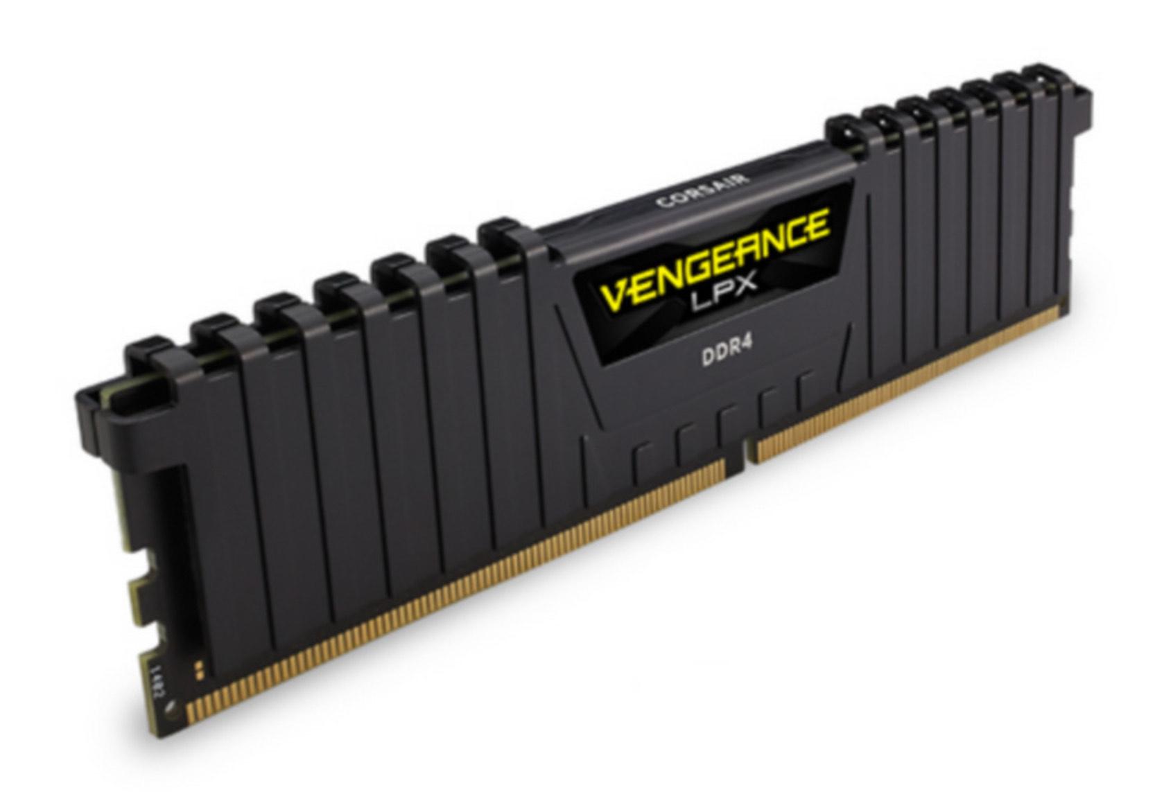 CORSAIR VENGEANCE DDR4 16GB (2X8GB) 2400MHZ CL15