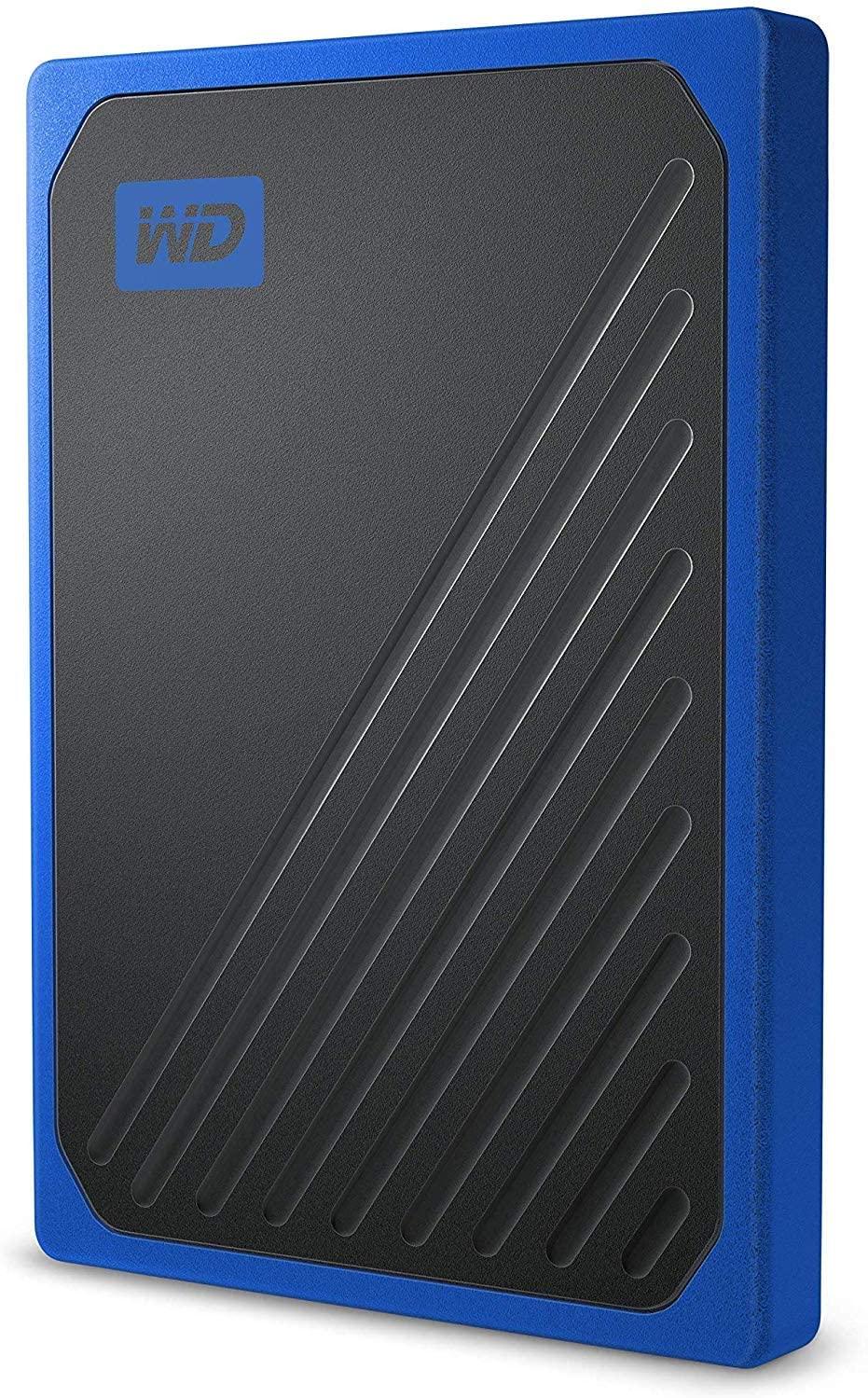 WD Passport GO SSD ext. 500GB solo 52€