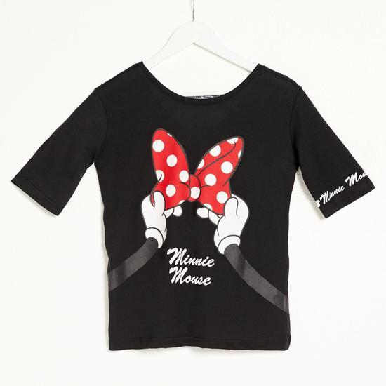 Camisetas y leggins de Minnie y Mickey de mujer a 5,99