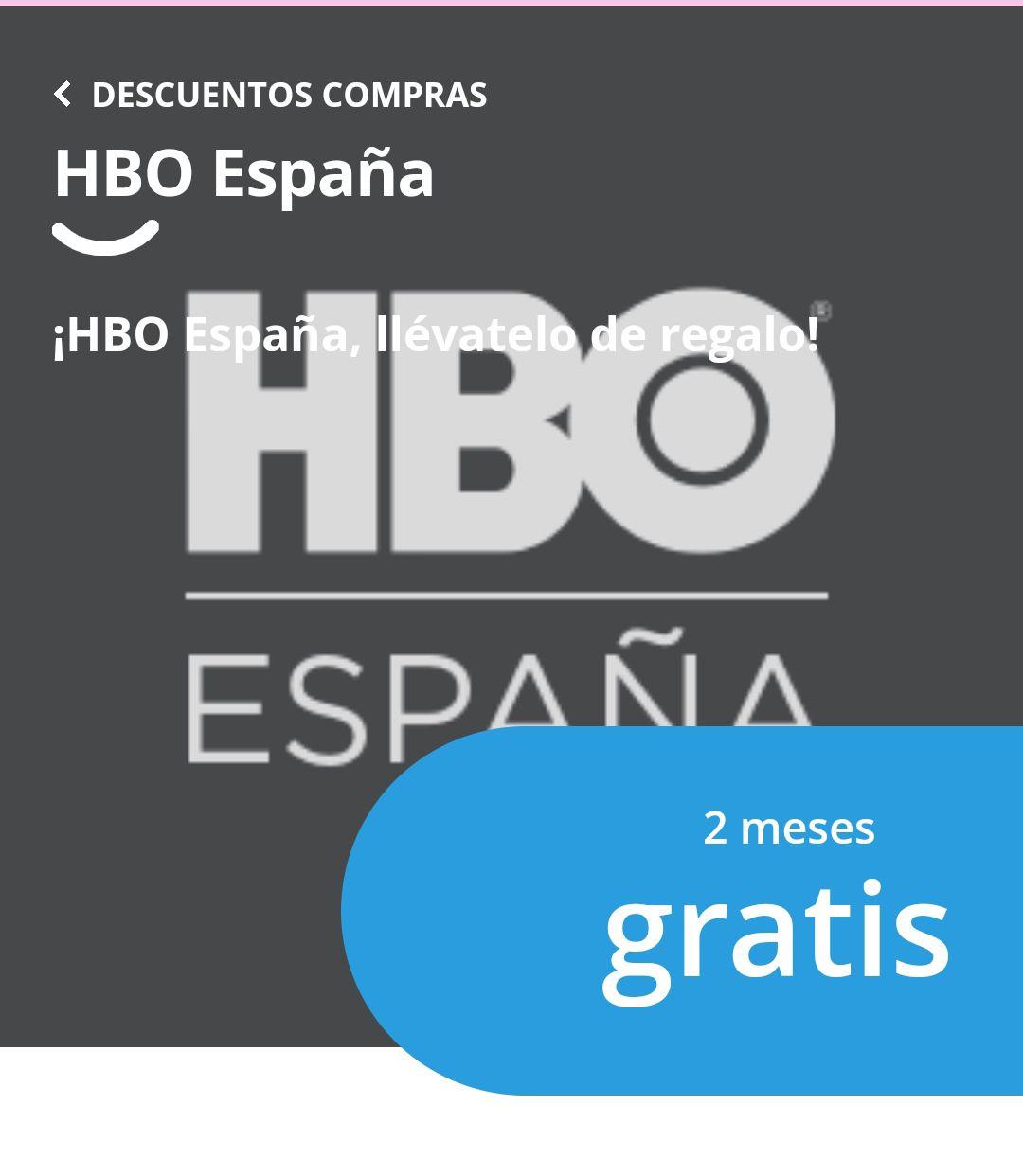 HBO gratis 2 meses mutualistas
