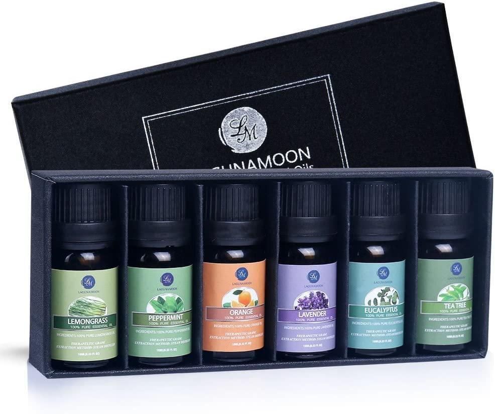 Set aceites esenciales Amazon's Choice
