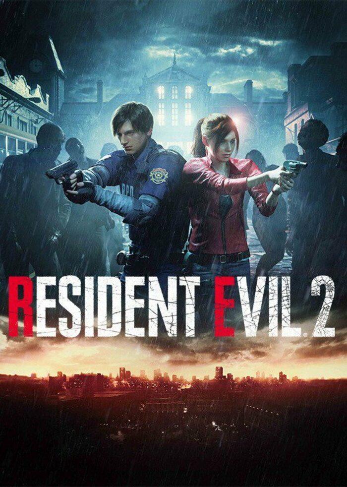 Resident Evil 2 remake Steam key