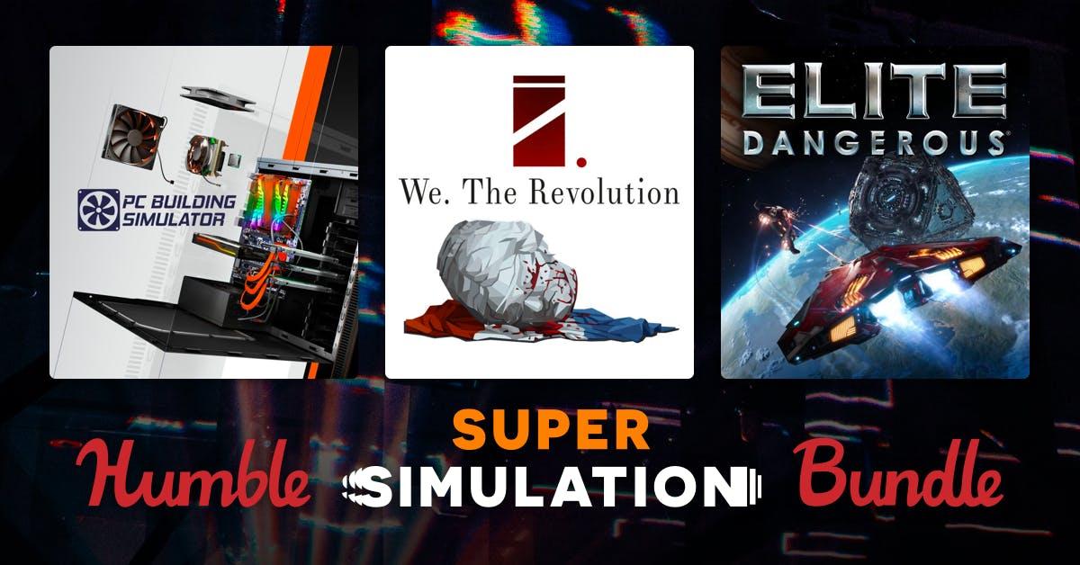 Bundle de simuladores Humble Bundle