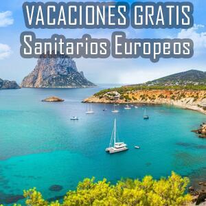 Vacaciones gratis en Ibiza para los sanitarios europeos