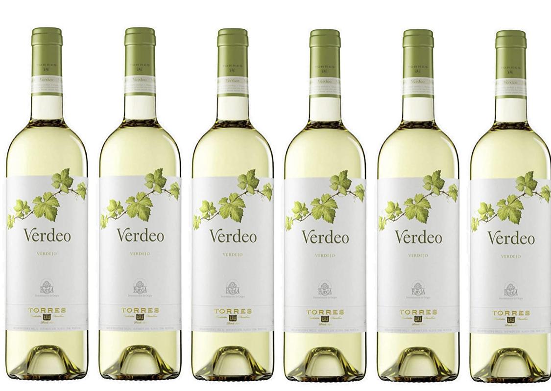 Verdeo Verdejo, Vino Blanco - 6 botellas