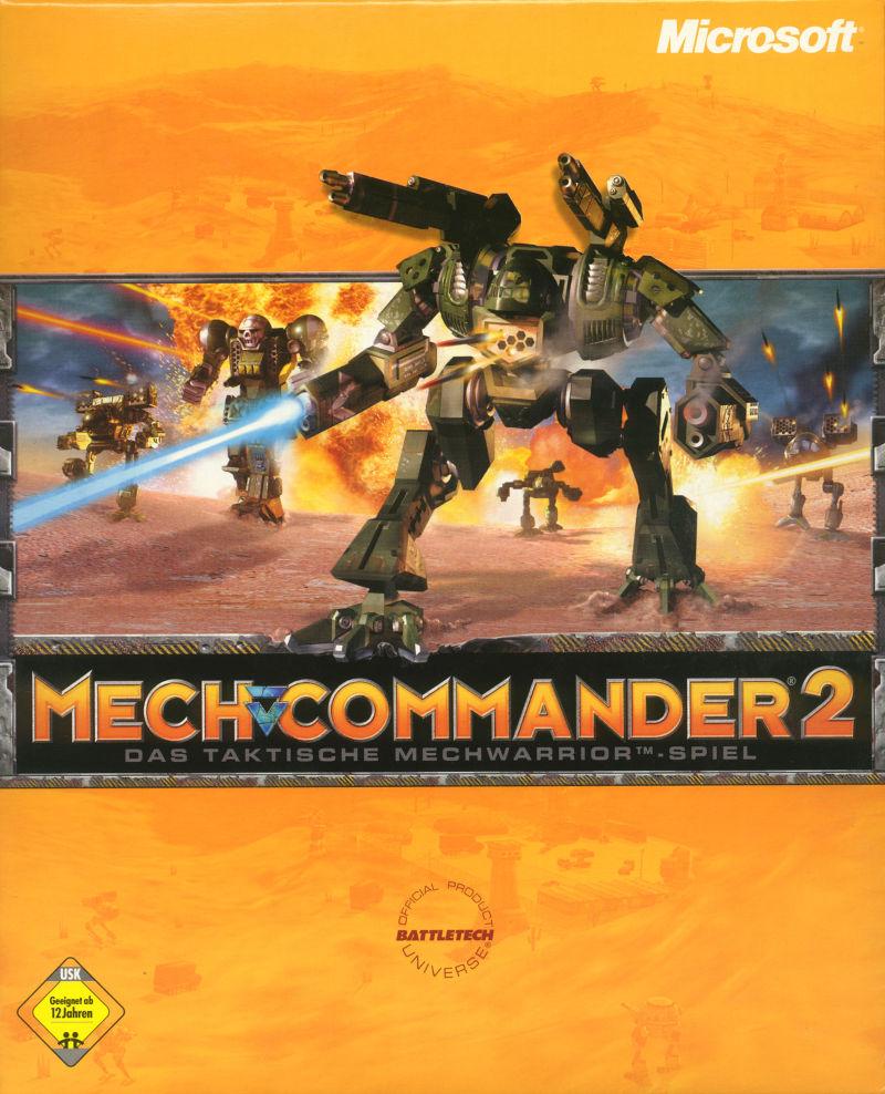 Saga MechCommander (2001) gratis para PC (DRM-Free) [inglés]