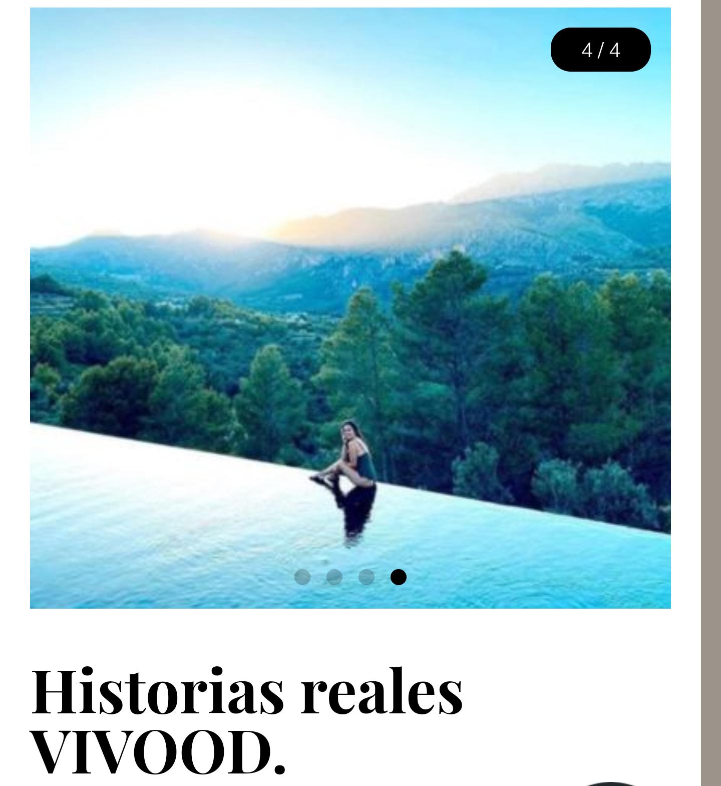Vivood - Impresionante descuento 40% en un hotel de ensueño junto al castillo de Guadalest - Alicante
