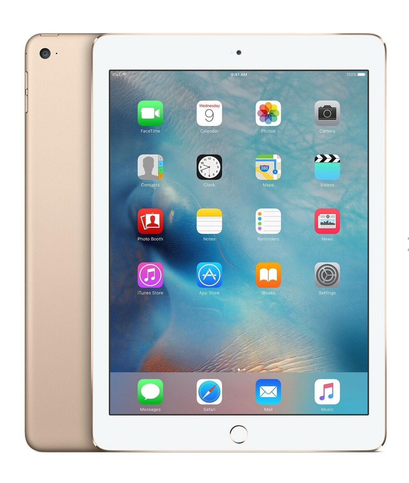 Apple iPad Air 2 16GB 32GB WiFi - 4G Reaco