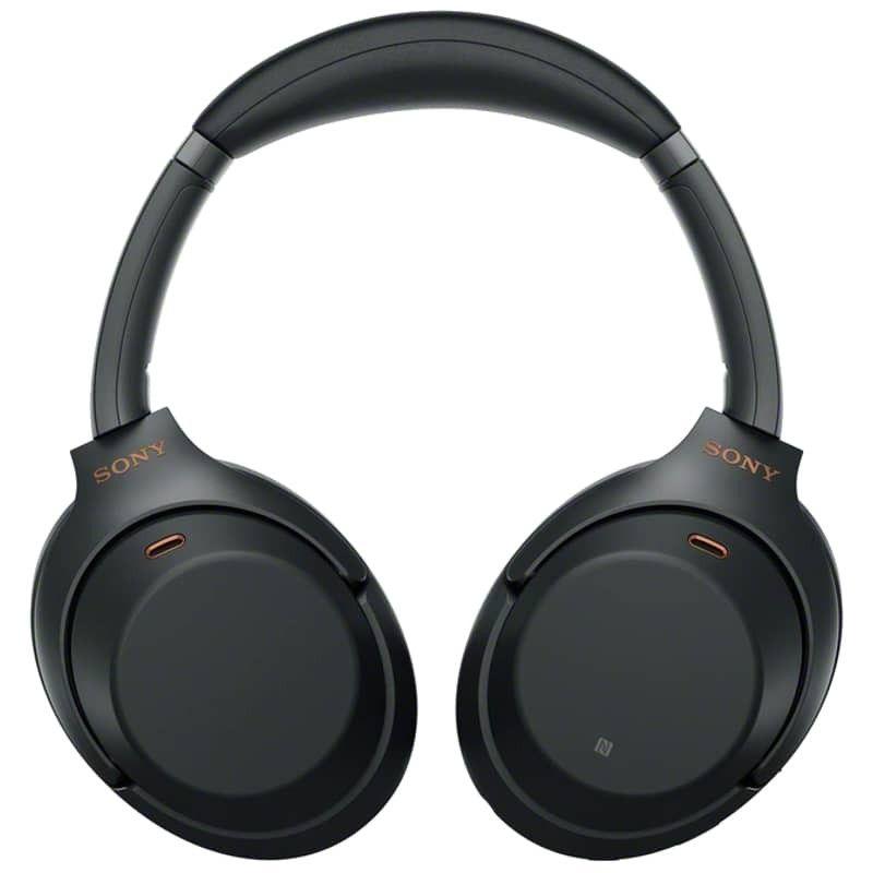 Auriculares Sony WH1000XM3 con cancelación activa de ruido