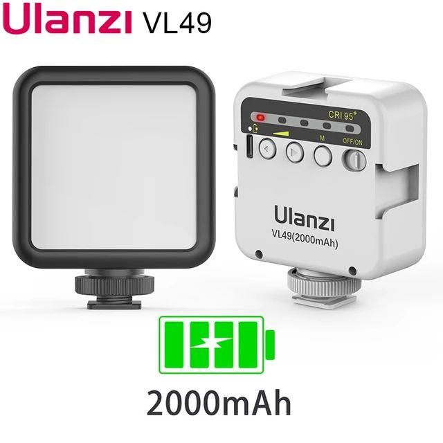 Iluminación LED para fotografía y vídeovlog - Desde España