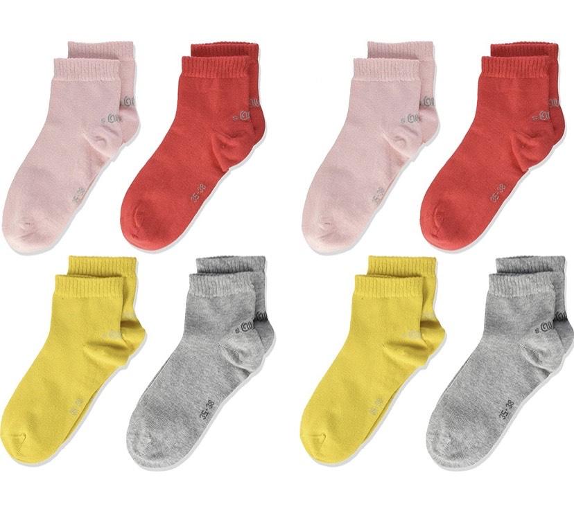 s.Oliver Socks Calcetines (Pack de 9)