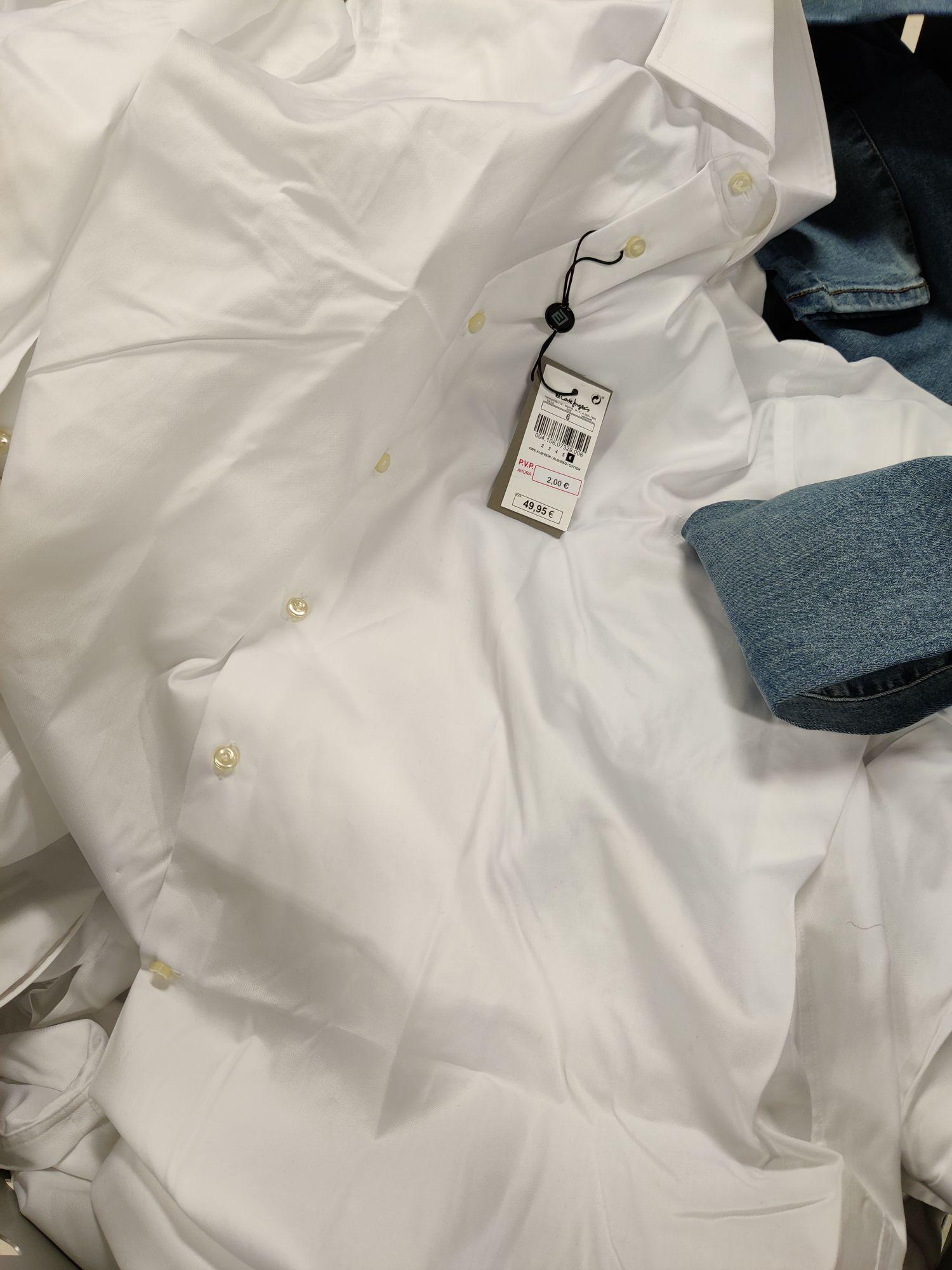 Camisas Emidio Tucci en Outlet San Vicente del Raspeig