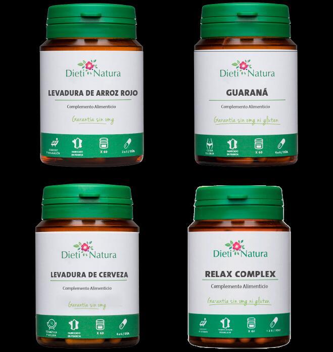 Hasta 40% en una selección de productos Dieti-natura [Desde 2.3€]