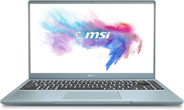 "MSI Modern 14"" IPS FHD / Ryzen 5 4500U / 8GB / 512GB SSD / 1,3 kg"