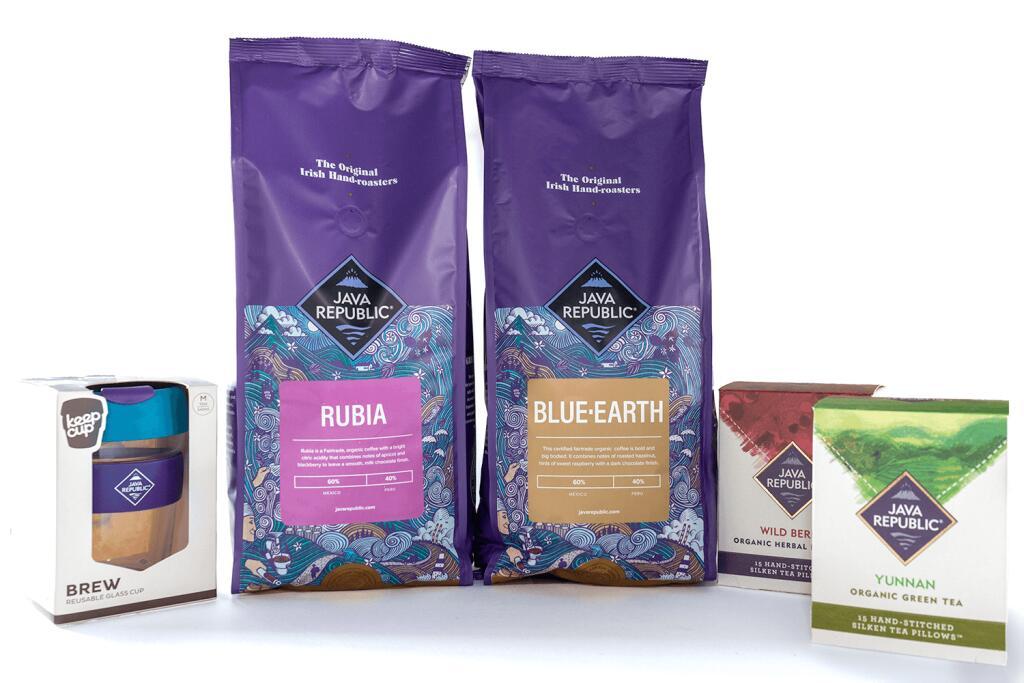 Envíos Gratis de Café Premium y Té Ecológico en Java Republic Spain