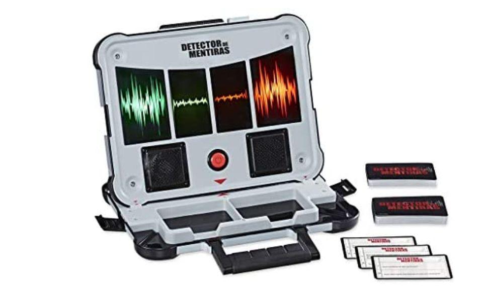 Hasbro Gaming - Juego de mesa Detector de mentiras