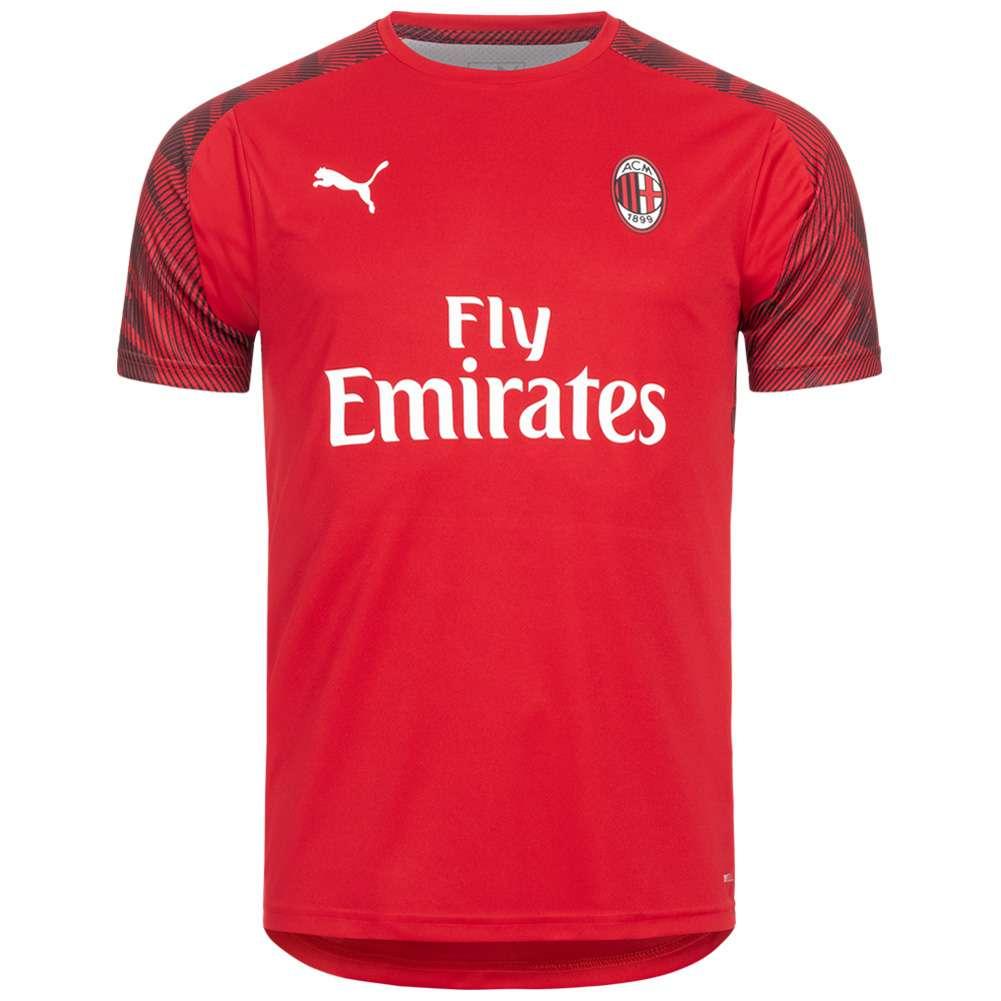 Camiseta de entrenamiento Hombre Puma AC Milan