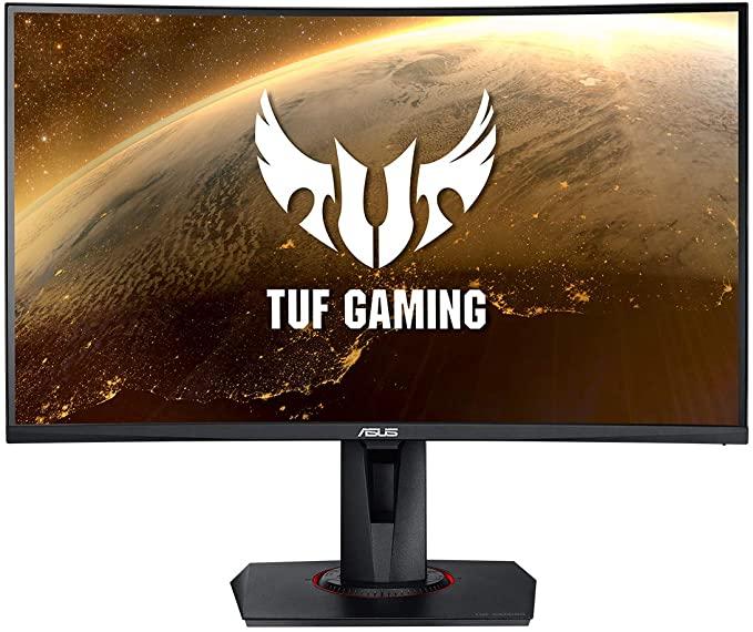 "Monitor gaming ASUS TUF Curvo 27"" 1440p 165hz"