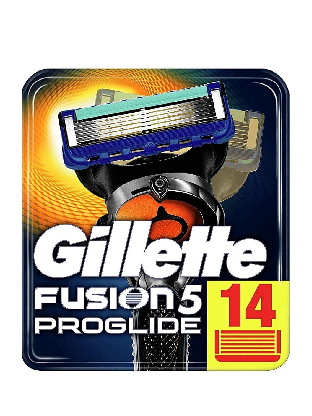 Gillette Fusion5 ProGlide (14 recambios)