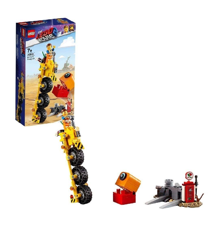Lego 70823: Triciclo de Emmet