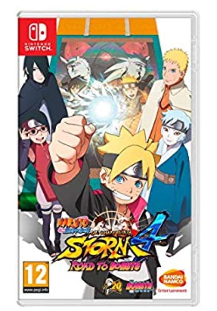 Naruto Shippuden: Ultimate Ninja Storm 4 Road To Boruto *Mínimo*