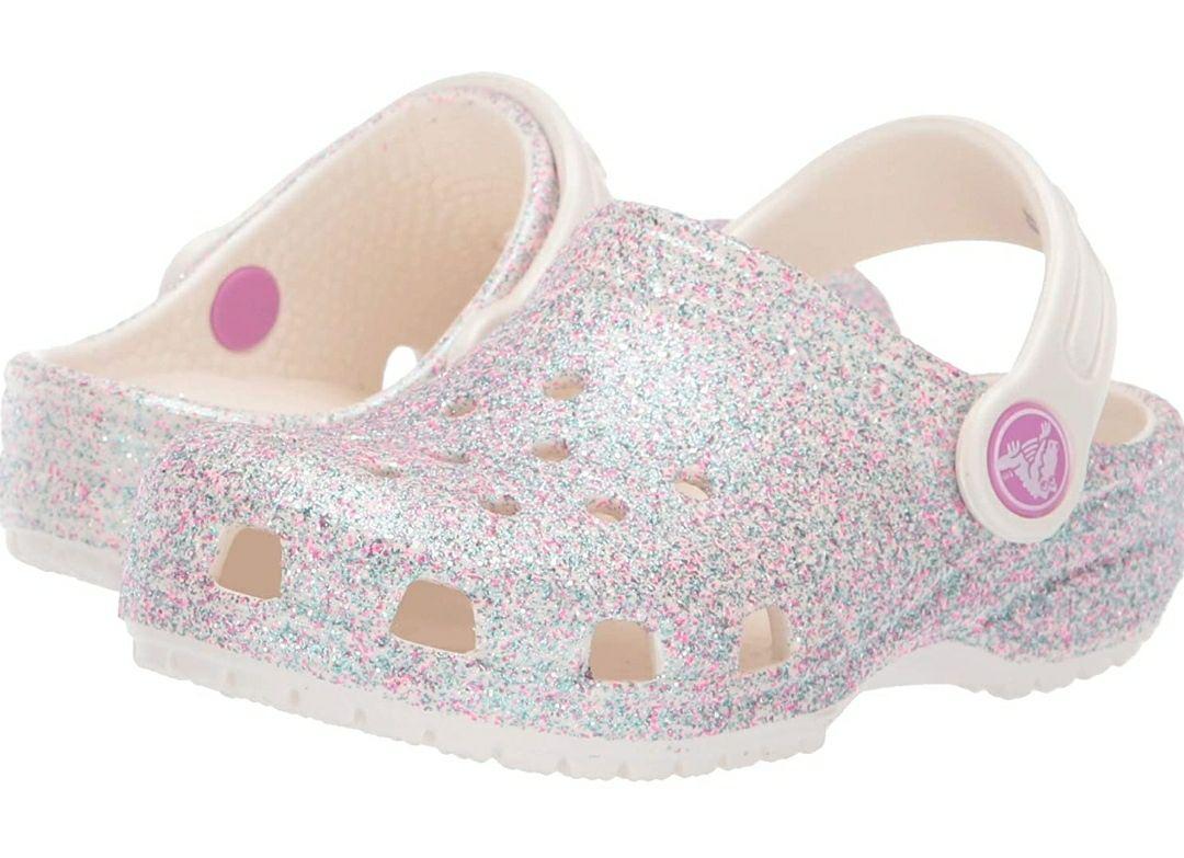 TALLAS 36/37 - Crocs 205441-159, Glitter