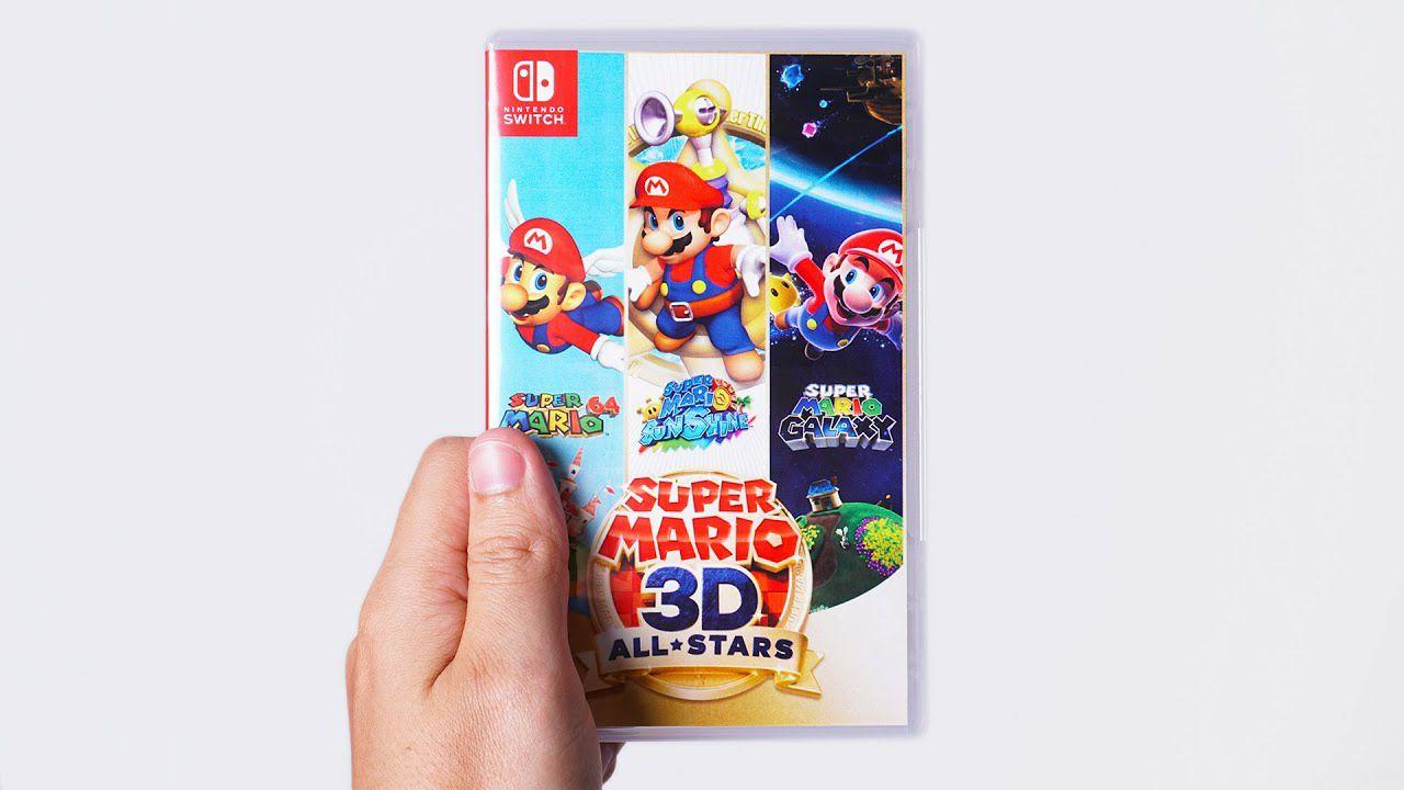 Super Mario 3D All-Stars (Mediamarkt Canarias) Nintendo Switch