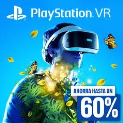 PlayStation :: Promoción PS VR hasta un 90% (Recopilación)