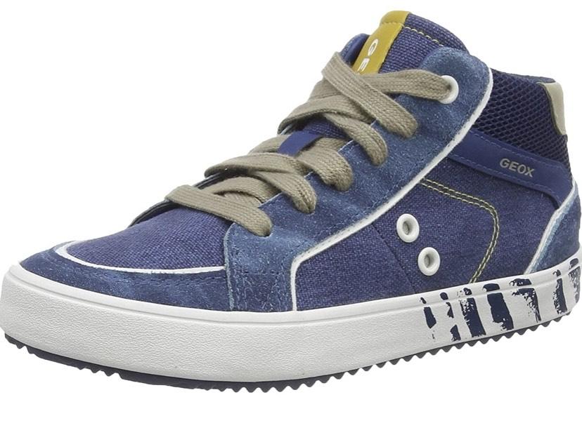 Talla 35 zapatillas altas Geox J Alonisso Boy D