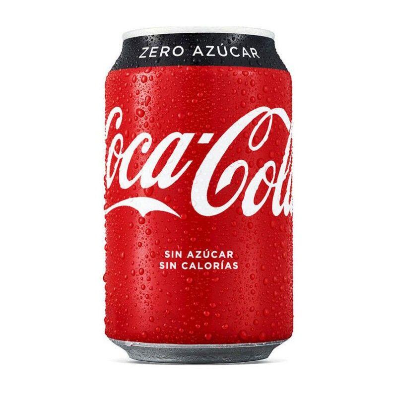 Lata Coca-cola clasic, zero o light (mínimo 10 - Alcorcón)