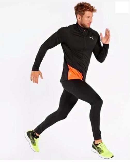 TALLAS M y L - Puma Ignite, Sudadera Térmica de Running para Hombre