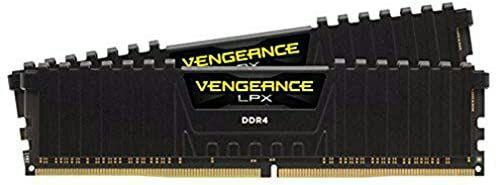 Memoria RAM Corsair de 16 GB (2 x 8 GB) / 3600 MHz / C18