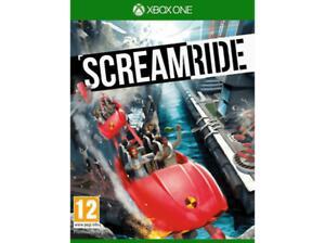Scream Ride (físico) - Xbox one