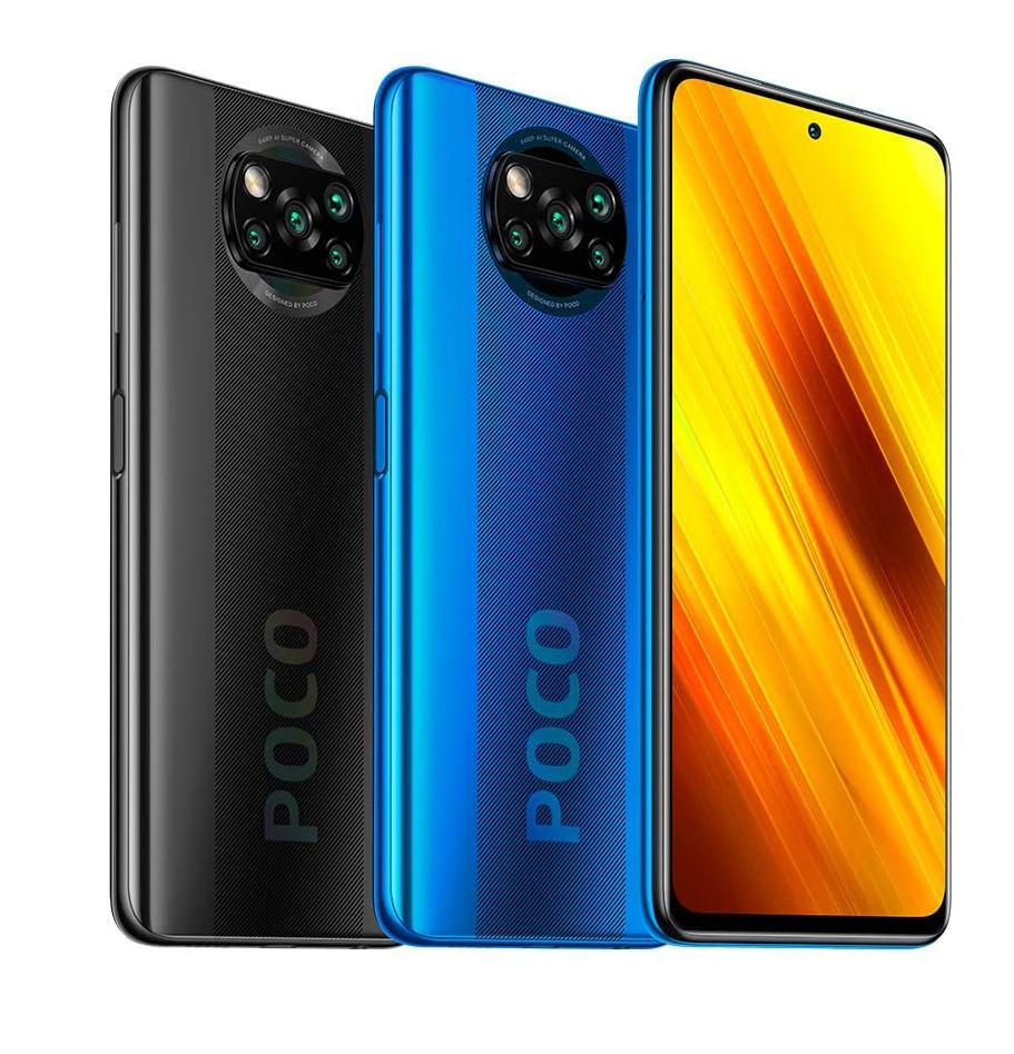 POCO X3 NFC 6/128GB ¡120Hz! - Amazon