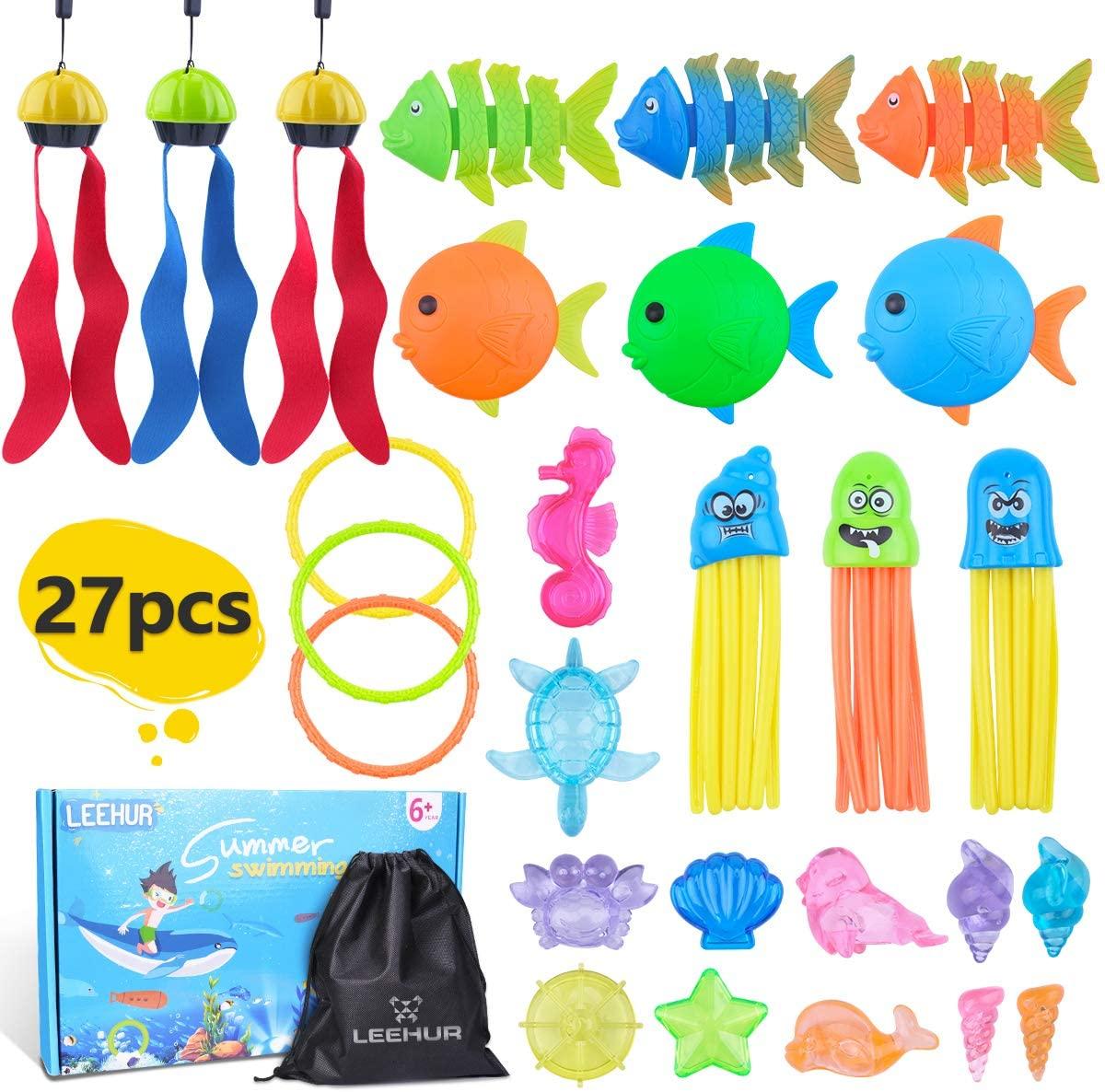 Juguete de Piscina para Niños (27 pcs)