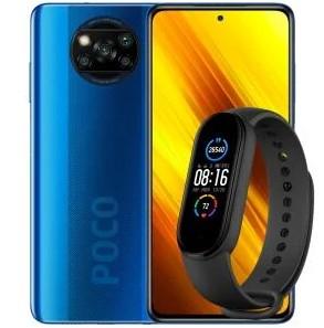 POCO X3 NFC 6/64GB + MI Band 5