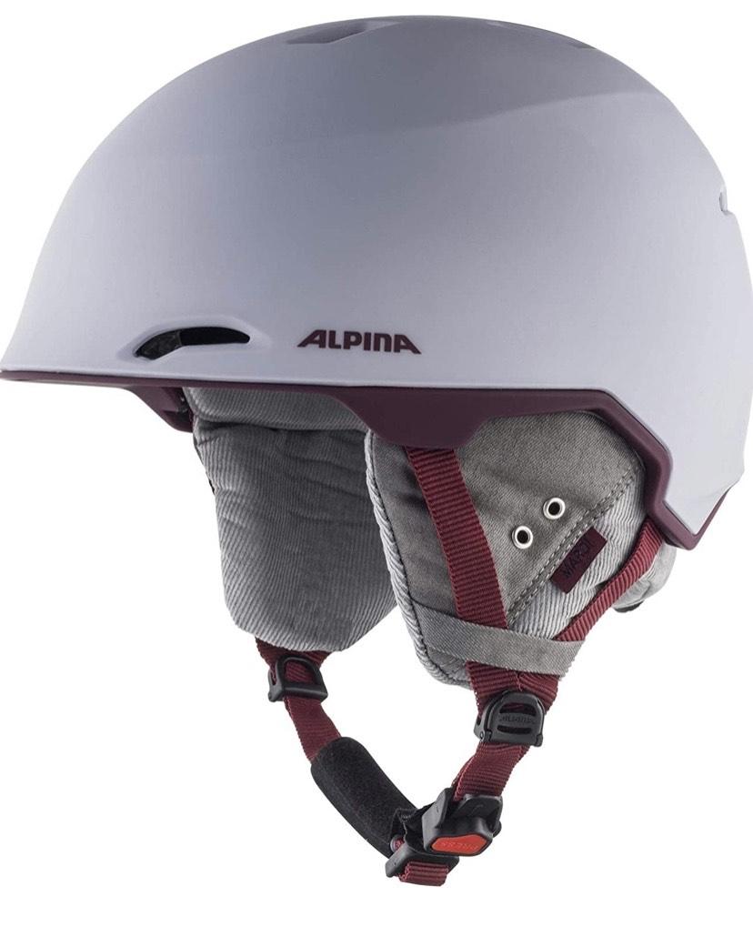 Talla 52/57 casco esquí alpina