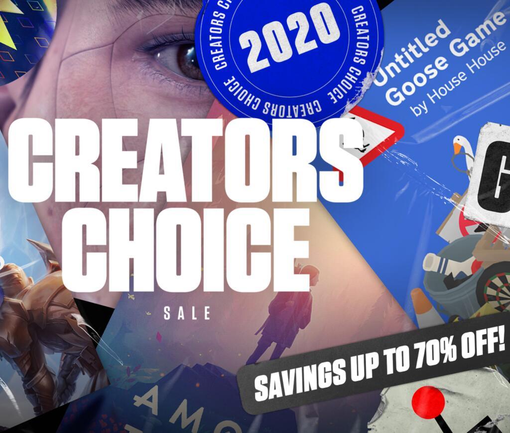 Epic Games :: 85% Rebajas Selección de los creadores