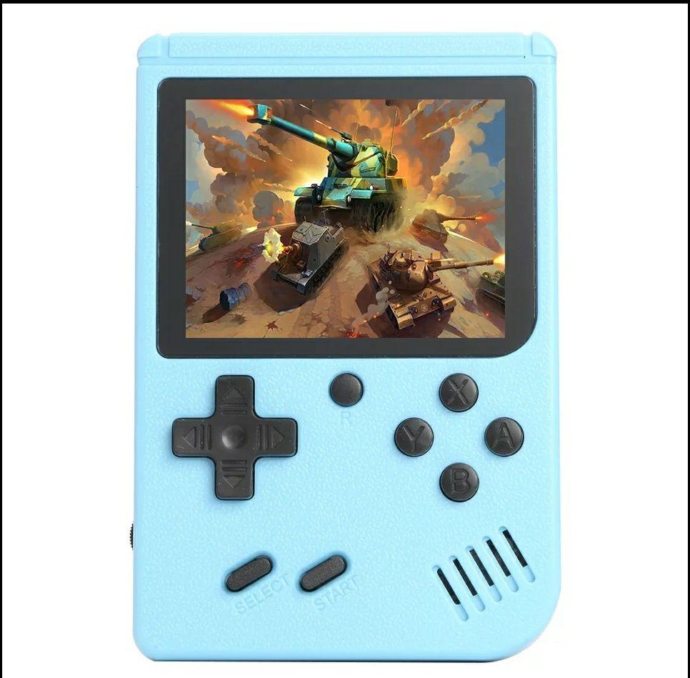 """""""Game Boy"""" con 500 juegos RETRO instalados"""