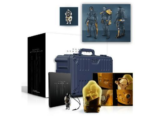 Death Stranding edición coleccionista PS4
