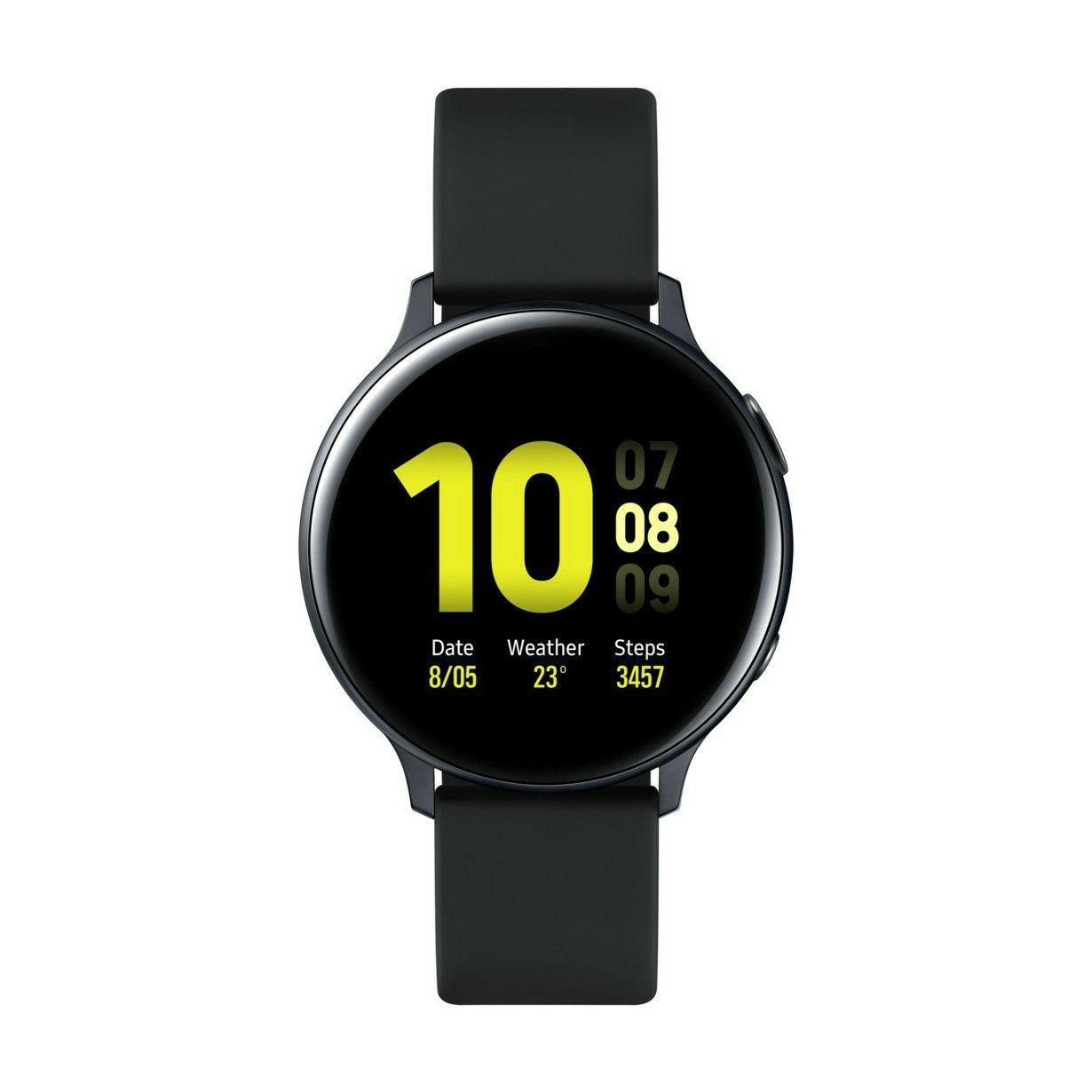 Samsung Galaxy Watch Active 2 R820 44mm - Aqua Negro
