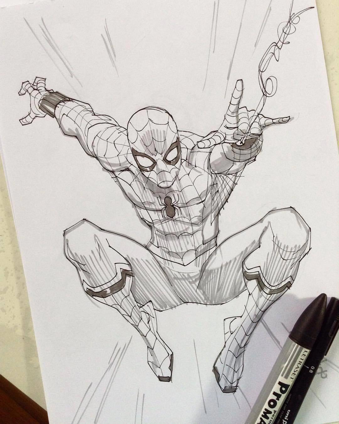 5 lecciones gratis de diseño de personajes de superhéroes y cómics