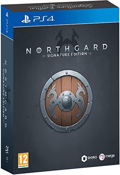 Northgard Signature Edition para PS4 (formato físico)