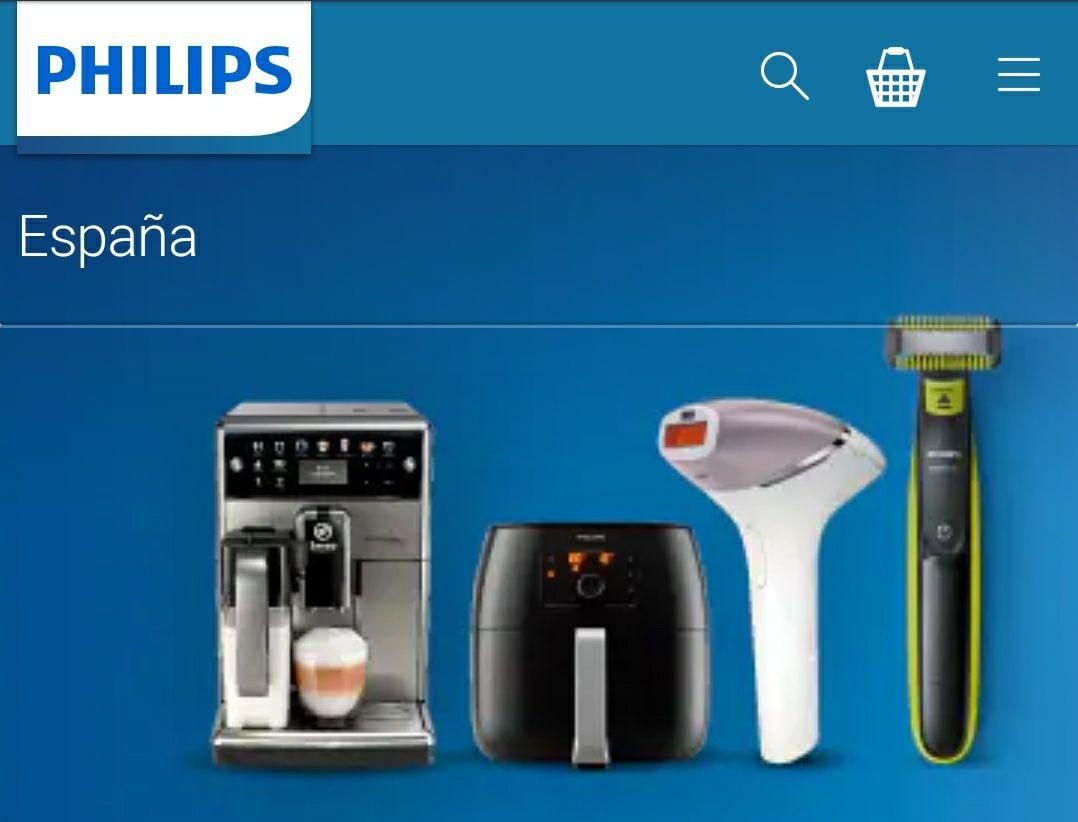 Descuento adicional del 20% en la tienda de Philips