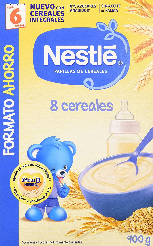 Nestlé Papilla 8 cereales 7,22 Kilos